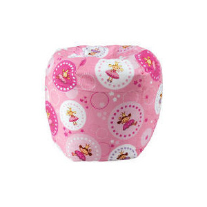 Photo of Kids' Fairy Circles Beanbag, Pink Furniture