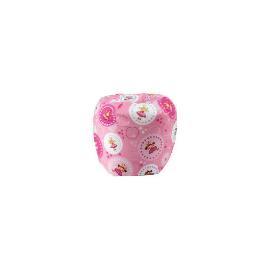 Kids' Fairy Circles Beanbag, Pink