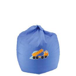 Kids' Applique Beanbag Trucks & Diggers Reviews