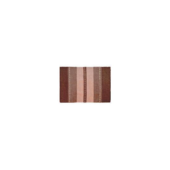Tesco Striped Rug, Natural 90x150cm