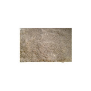 Photo of Tesco Luxurious Shaggy Rug, Natural 120X170CM Rug