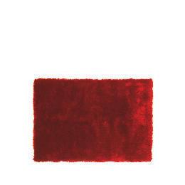 Tesco Luxurious Shaggy Rug, Red 120x170cm Reviews
