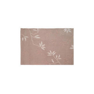 Photo of Tesco Oriental Flower Rug, Natural 120X170CM Rug