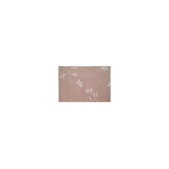 Tesco Oriental Flower Rug, Natural 120x170cm