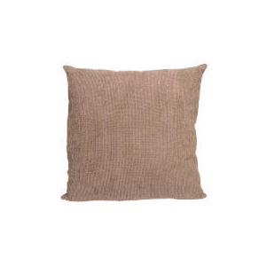Photo of Tesco Large Chenille Cushion, Mocha Cushions and Throw