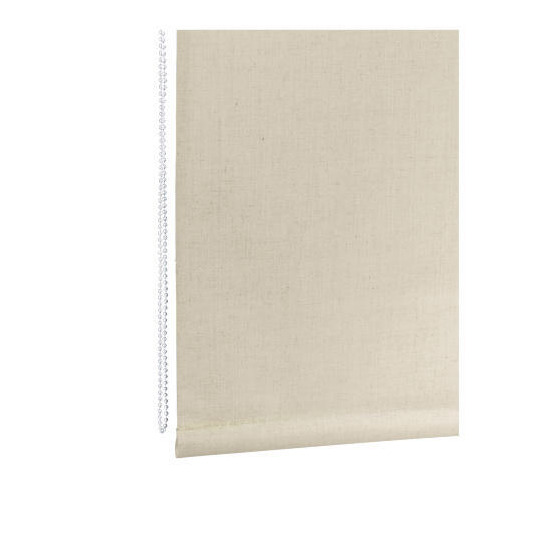 Thermal Blackout Blind, Natural 60cm