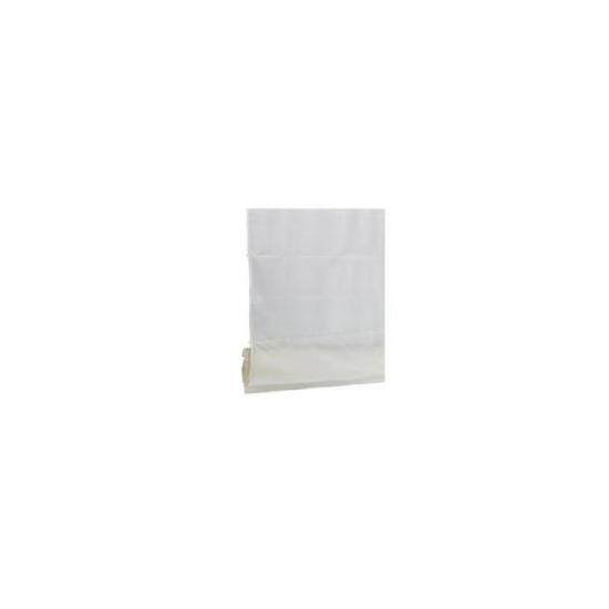 Fabric Roman Blind, Natural 80cm