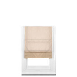 Fabric Roman Blind, Taupe 100cm Reviews