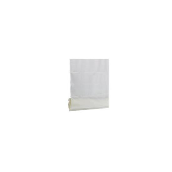 Fabric Roman Blind, Natural 100cm