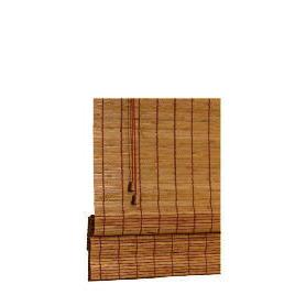 Wood Roman Blind, Natural 90cm Reviews