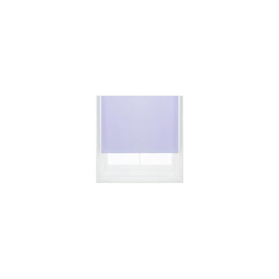 Thermal Blackout Blind, Lilac 60cm