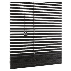 Photo of Wood Venetian Blind In Mocha 90CM Blind