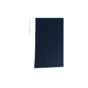 Photo of Thermal Blackout Blind, Navy 120CM Curtain