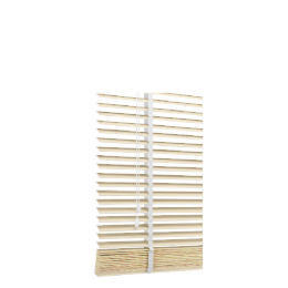 Wood Venetian Blind, Chalk 90cm Reviews
