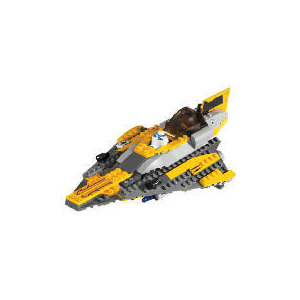 Photo of Lego Star Wars Anakins Jedi Starfighter 7669 Toy