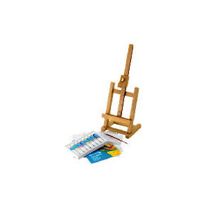 Photo of Reeves Water Colour Easel Set Toy