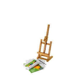Reeves Acrylic Easel Set Reviews