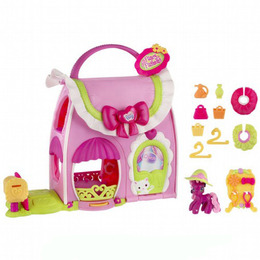My Little Pony Ponyville Playset Reviews