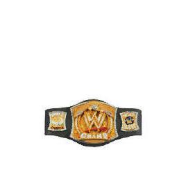 Wwe Championship Belt Assortment Reviews