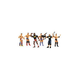 Photo of WWE 6 Pack Toy
