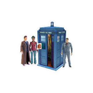 Photo of Dr Who Flight Control Tardis Toy