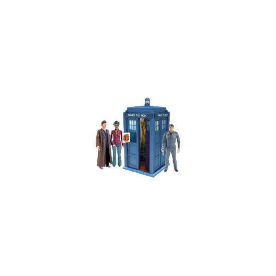 Dr Who Flight Control Tardis