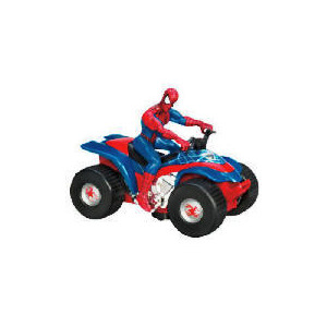 Photo of Spiderman 3 Bump and Go Toy