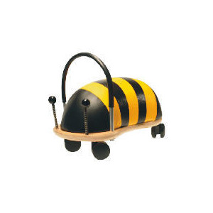Photo of Wheelybug Small Bee Toy