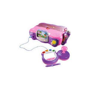 Photo of Pink V.Smile (Including Dora The Explorer) Toy
