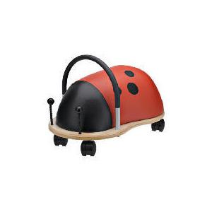 Photo of Wheelybug Large Ladybird Toy