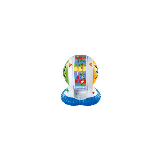 Leapfrog Baby Alphabet Zoo Ball