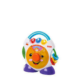 Fisher Price Laugh And Learn Nursery Rhymes Cd Player Reviews