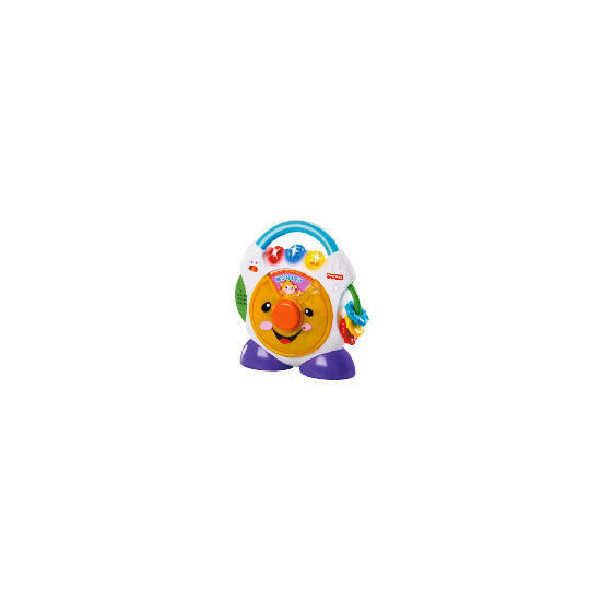Fisher Price Laugh And Learn Nursery Rhymes Cd Player