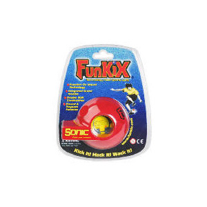 Photo of Fun Kix Sonic Toy
