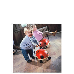 Wheelybug Small Ladybird Reviews