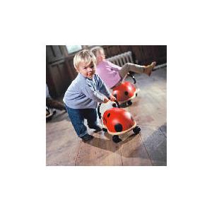 Photo of Wheelybug Small Ladybird Toy