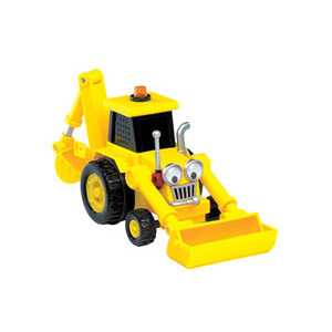 Photo of Bob The Builder Talkie Talkie Scoop Toy