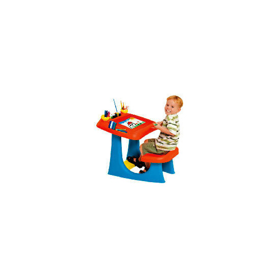 Sit & Draw Play Table