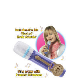Hannah Montana Microphone Reviews