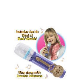 Hannah Montana Microphone Reviews