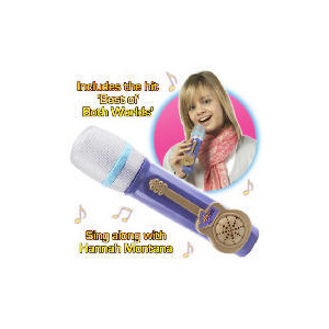 Photo of Hannah Montana Microphone Toy