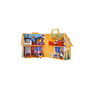 Photo of Playmobil Carry Along Dolls House Toy