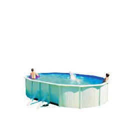 Oval Steel Pool 6.1m Reviews