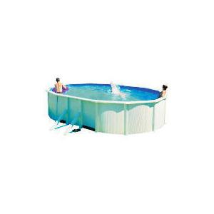 Photo of Oval Steel Pool 6.1M Paddling Pool