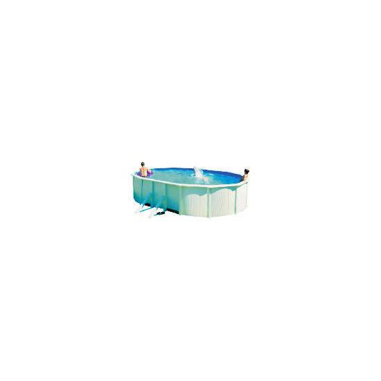Oval Steel Pool 6.1m