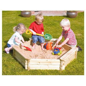 Photo of TP Lollipop Sand Pit With Cover Toy