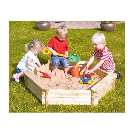 Tp Lollipop Sand Pit With Cover