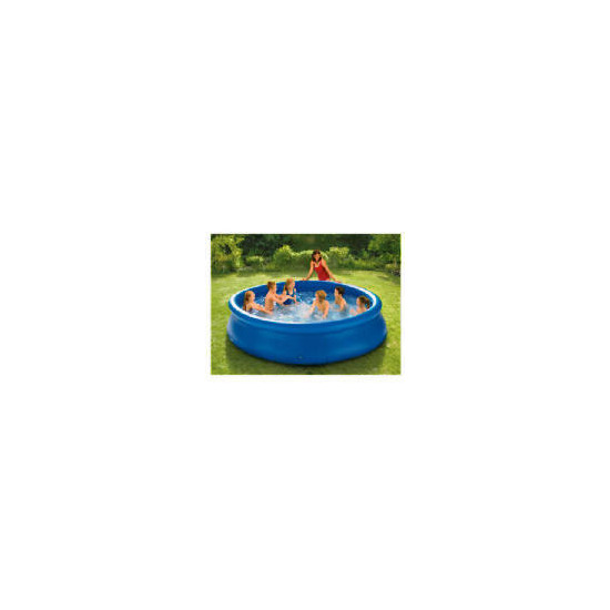 Tesco 12Ft Quick Up Pool (Inc Pump & Cover)