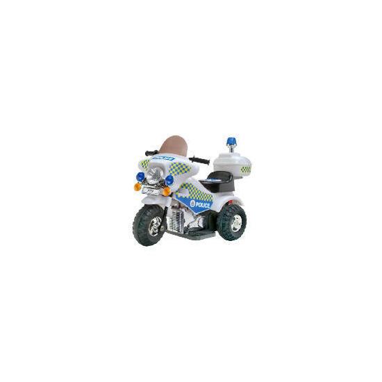 Police 6V Battery Operated Bike