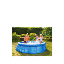 Tesco 8Ft Quick Up Pool Reviews